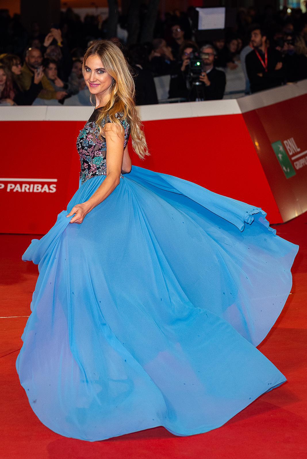 Miriam Galanti Red Carpet